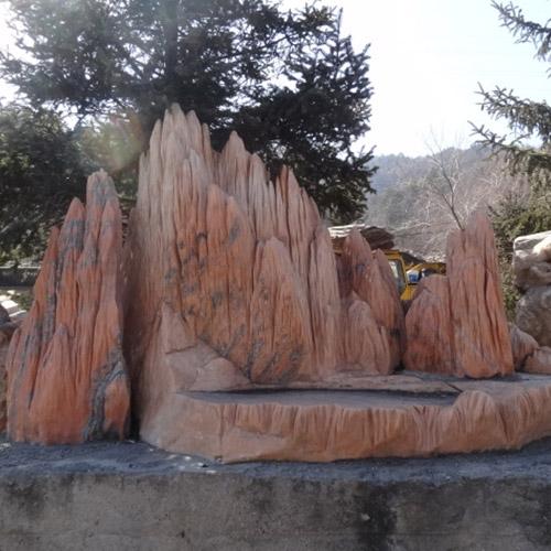 五彩石厂家